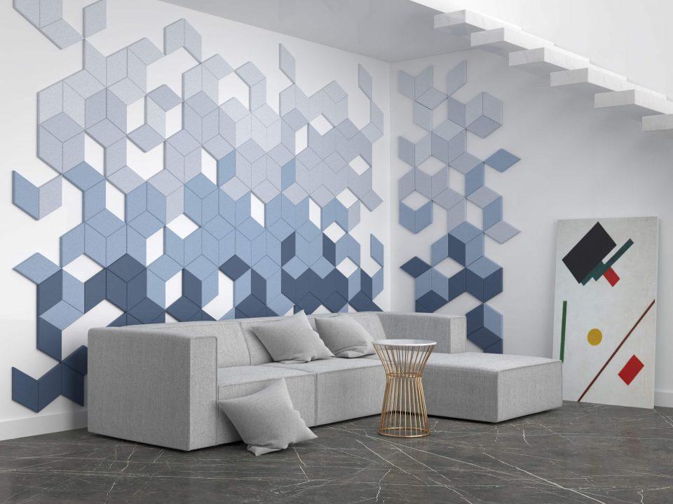 Dekoracyjne Panele ścienne Pomysły Na ścianę Z Multi